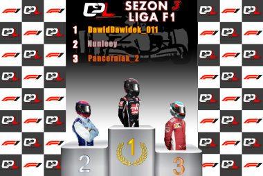 DawidDawidek_011 wygrywa w F1!